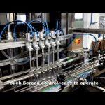 tự động 6 đầu pha chế chất tẩy rửa clo chất làm đầy dòng máy