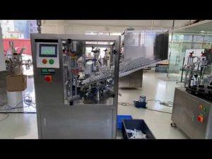 máy làm kín ống nhựa tự động cho kem đánh răng kem tay