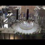 máy đóng nắp có độ chính xác cao của thực phẩm, nước sốt và các ngành công nghiệp mỹ phẩm