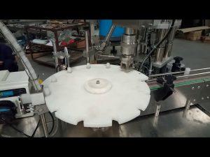 bán nóng hoàn toàn tự động 10ml 20ml ống nghiệm 25ml làm đầy máy đóng gói