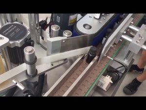 3000 bph lọ dọc tự động chai nhãn dán máy