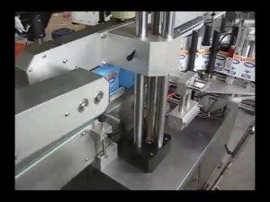 tự động hai mặt nhãn dán nhãn máy cho chai tròn