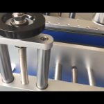 nhãn hai mặt sản xuất nhãn dán máy tự động dán nhãn chai tròn