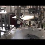 Plc tự động kiểm soát cắm và đóng nắp chai chất lỏng