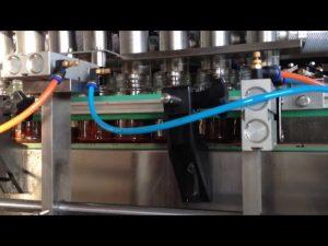 máy làm sốt cà chua bơ đậu phộng tự động