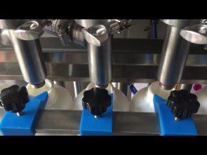 đầy đủ tự động piston dầu gội đầu chất lỏng chai giá