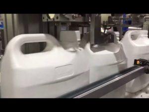 tự động 4 vòi phun chất lỏng & kem kỹ thuật số