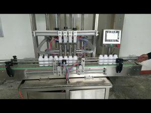 tự động nhớt máy dán chai chất lỏng cho xà phòng lỏng, sữa dưỡng thể, dầu gội