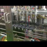 điều khiển plc piston tự động điền dầu ô liu