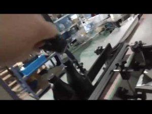 tự động nội tuyến thẳng chai thủy tinh nắp nhôm ropp nắp máy